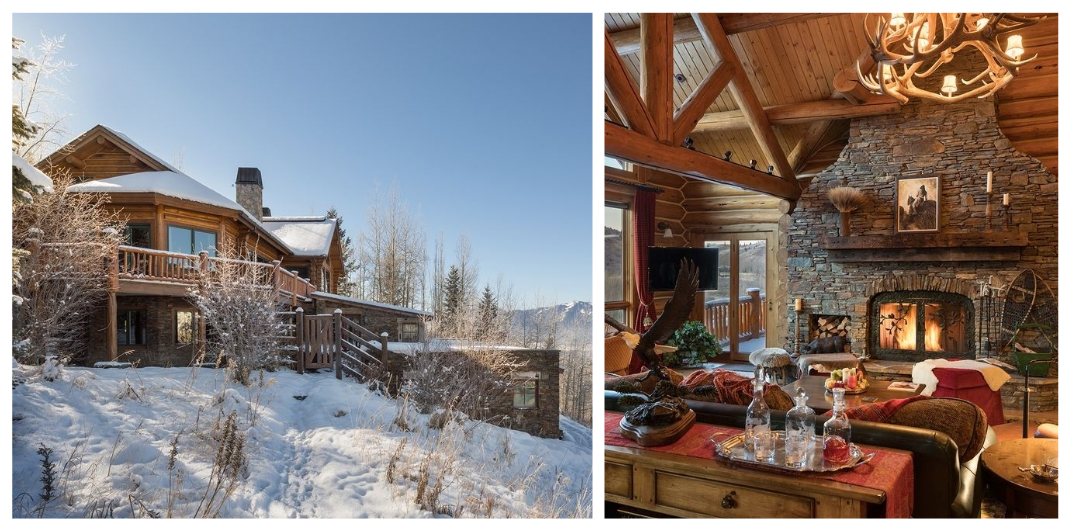 Wyoming cabin for sale