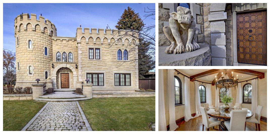 Castle for sale in boise ID