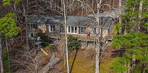 lake house for sale in bracey va