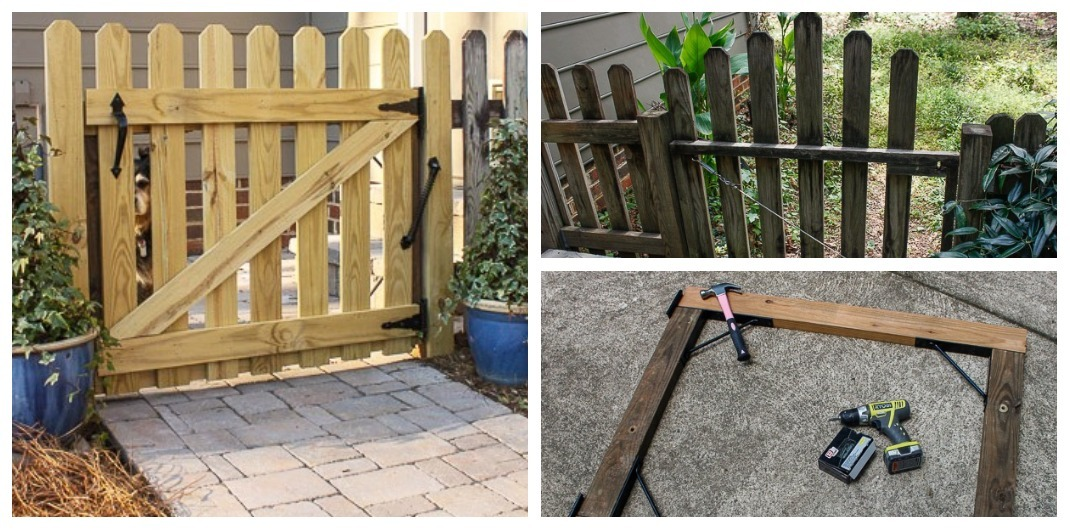 How to Fix a Broken Gate