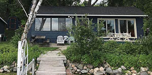 lake house for sale in burtrum mn