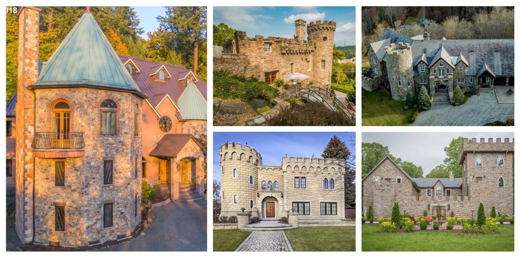 castles for sale in usa