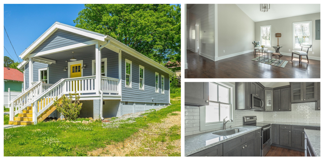 bungalow for sale in chattanooga tn