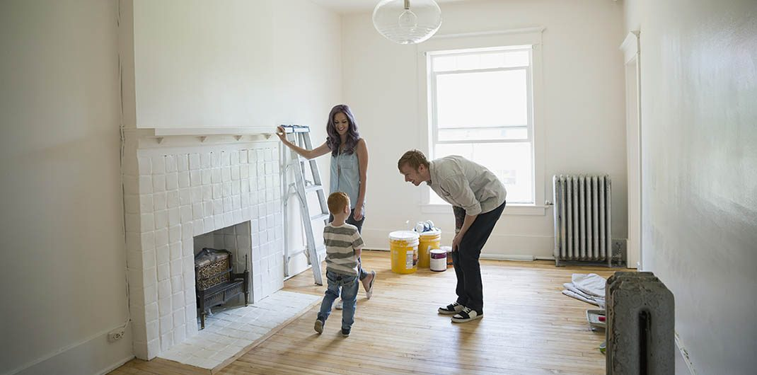 home safety checklist, childproof home