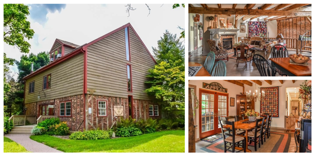 historic cider house for sale in Ohio