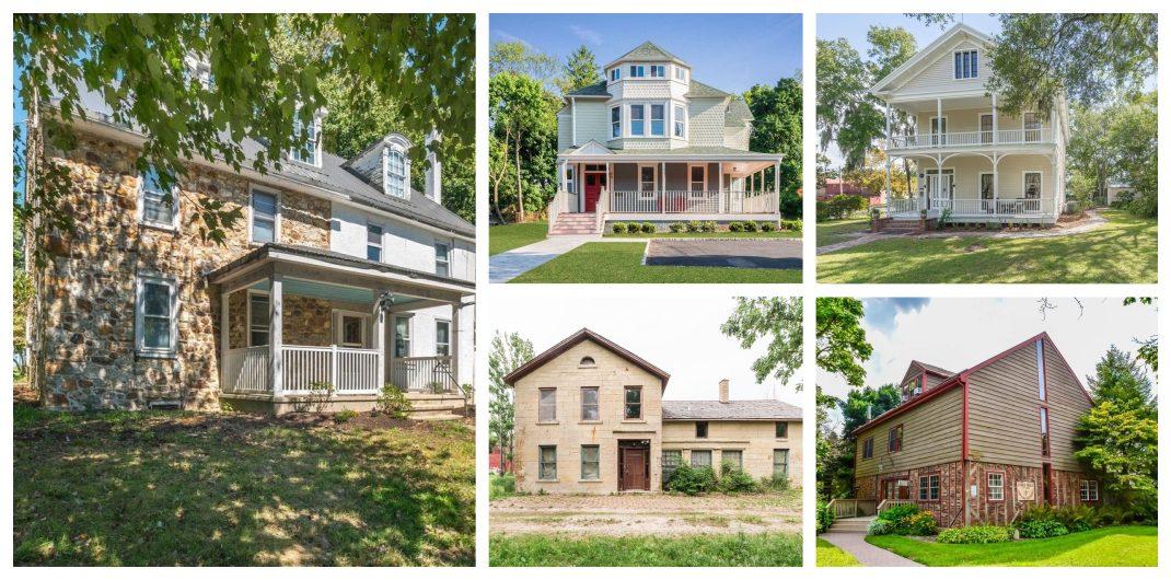 Civil War Era old houses for sale