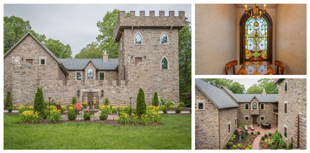 castle for sale in clever mo