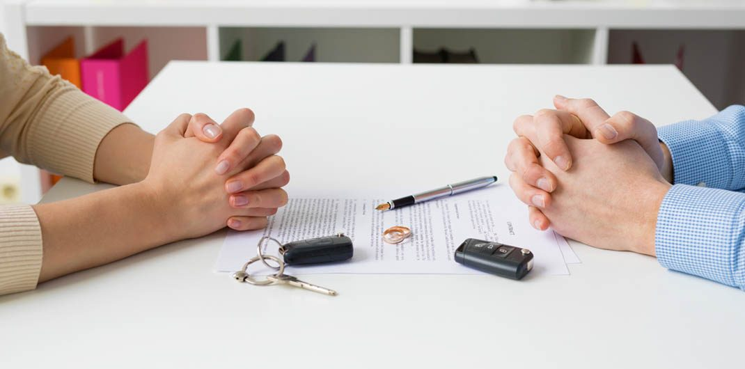 protecting your credit during a divorce
