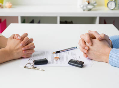 Divorce and Your Credit