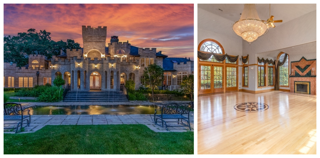 castle for sale in downers grove il