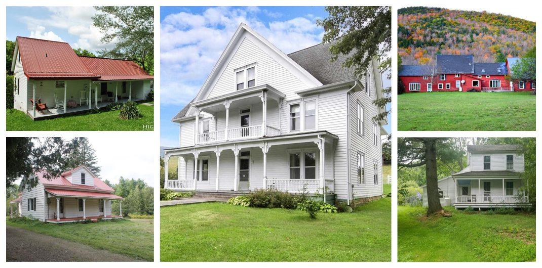 Fabulous Farm Houses for Sale Under $200K | RealEstate com