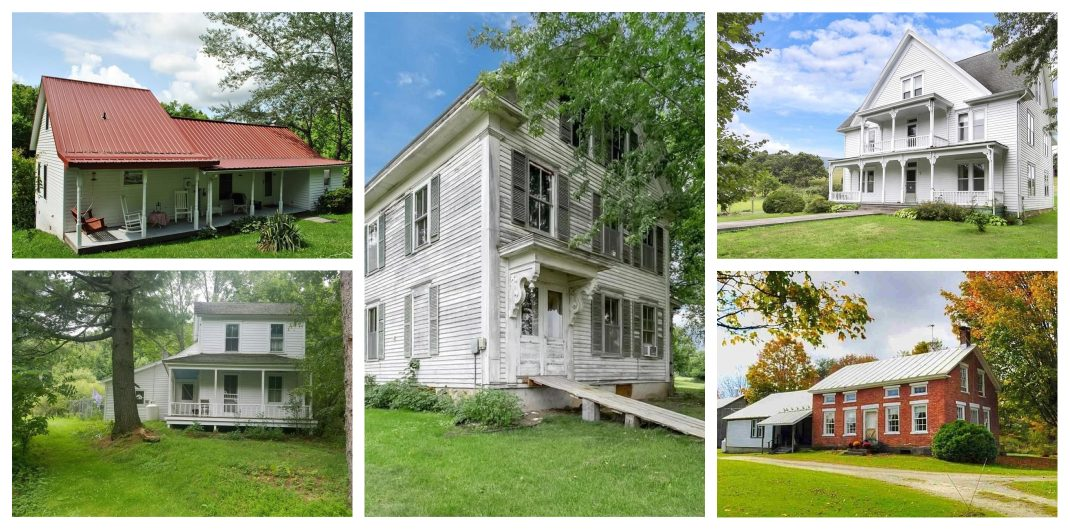 Farm houses for sale on RE.com