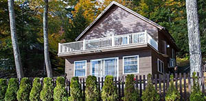 Lake House for sale in fayette me