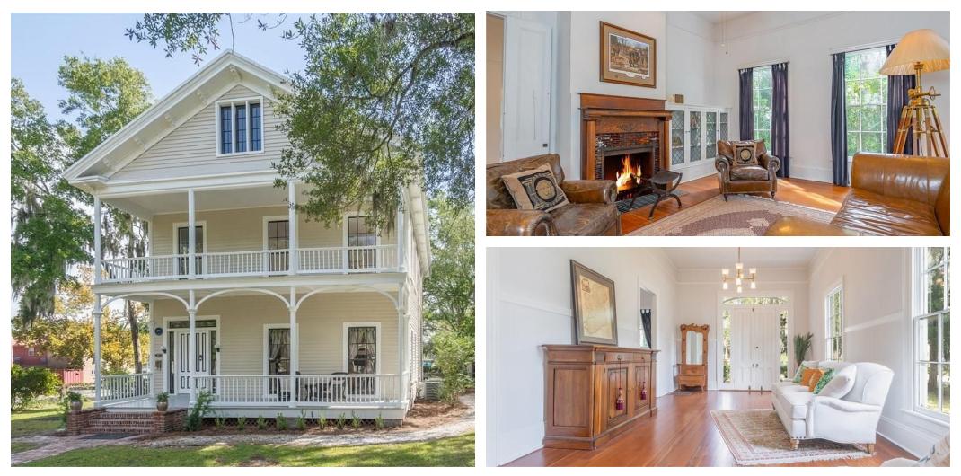 historic fernandina beach florida home for sale