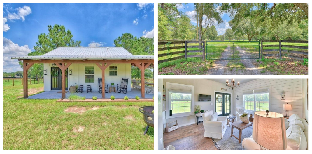 Florida farmhouse for sale