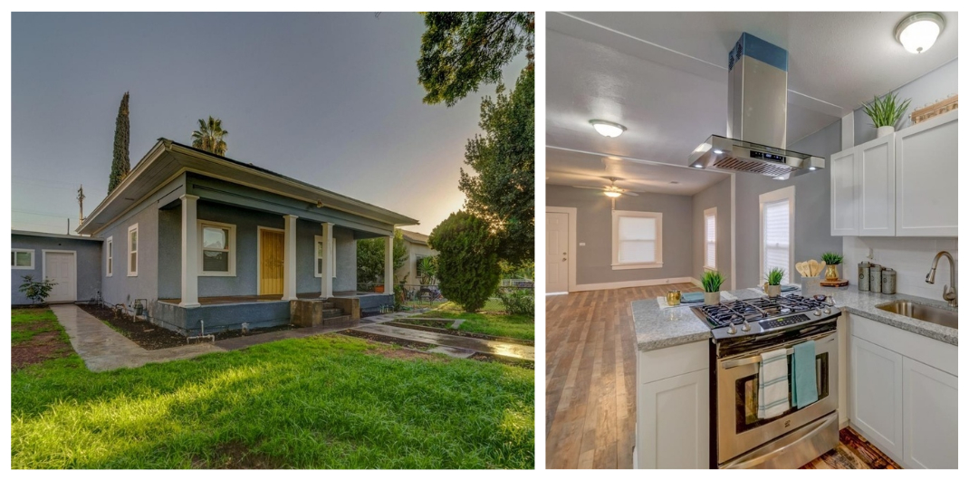 bungalow for sale in fresno ca