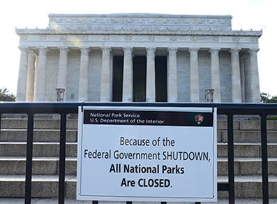 The Govt. Shutdown and Your Credit