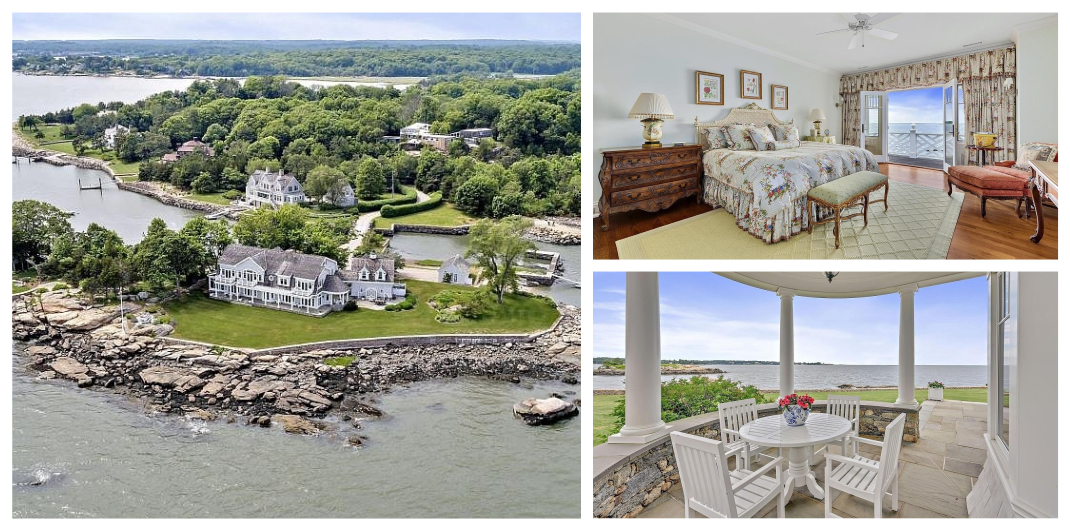 island home for sale in guilford ct