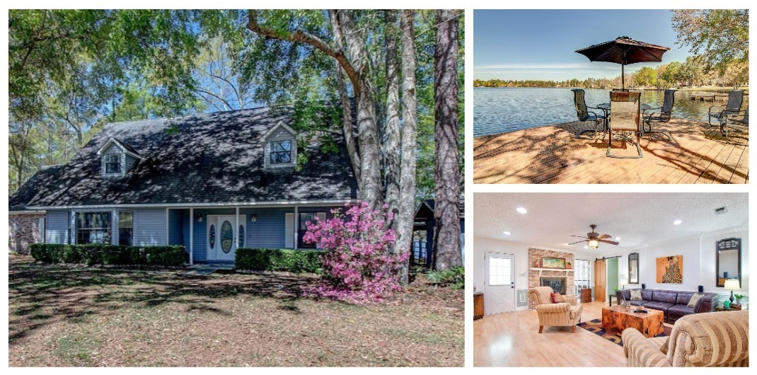 lake house for sale in Gulfport MS
