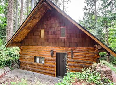 Dreamy Log Cabins
