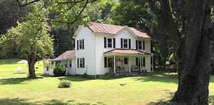Millboro VA farmhouse for sale
