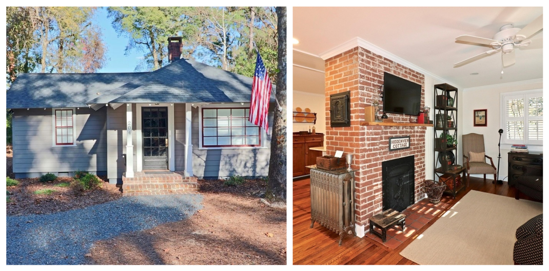pinehurst, NC small home for sale