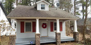 bungalow style home for sale in pocono pines pa
