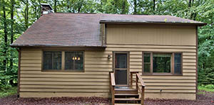 lake house for sale in pocono pines pa