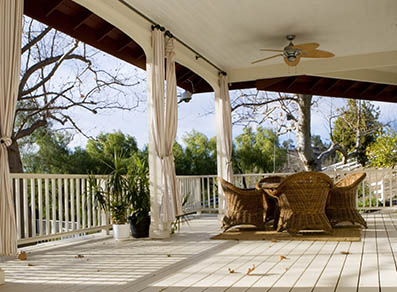 Porch Privacy