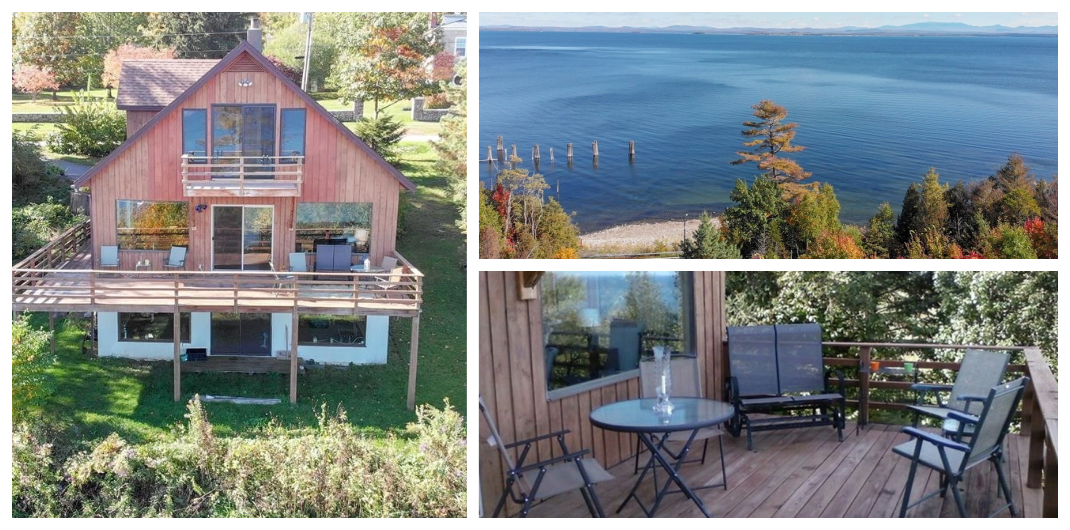 Lakehouse for sale in Port Kent NY