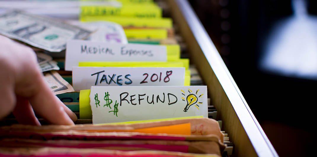 getting ready for tax season