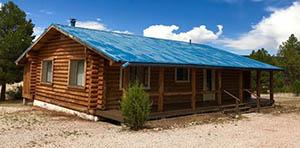 log cabin for sale in Ramah NM