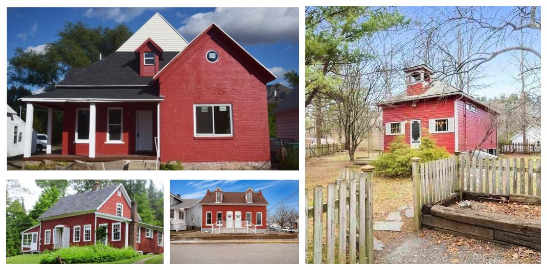 red houses for sale on realestate.com