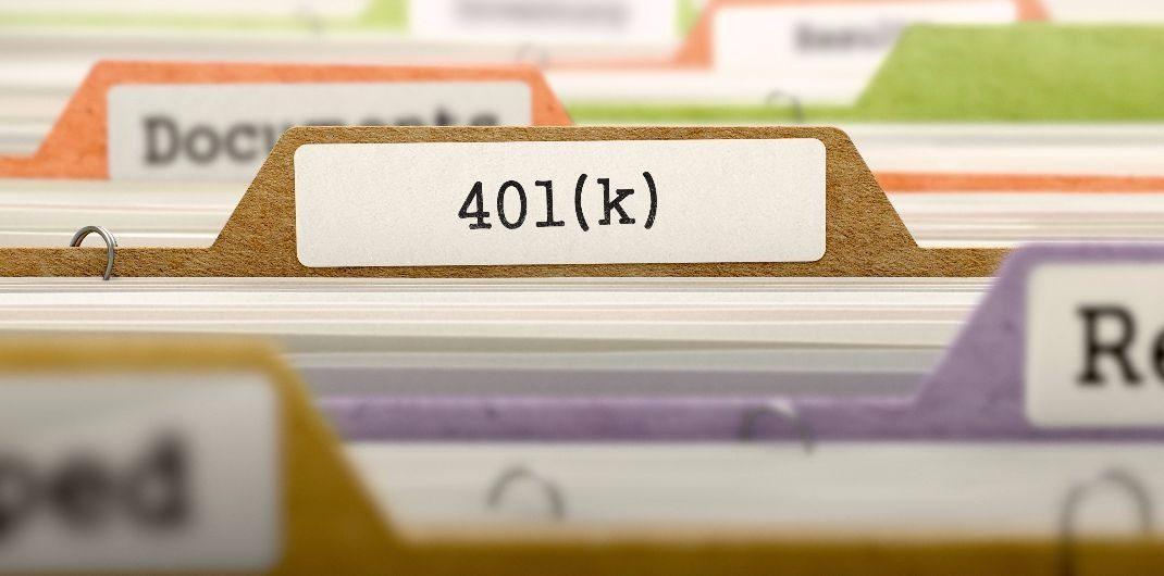 401(k) investment property