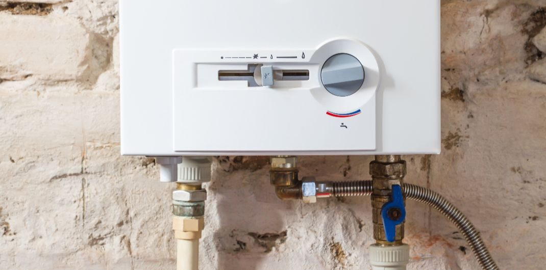 fix a water heater