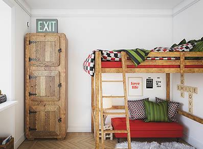 Too Few Bedrooms