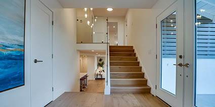 Interior Entry Split Level Home
