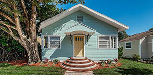 bungalow for sale in st petersburg fl
