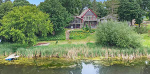 lake house for sale in saint michael mn