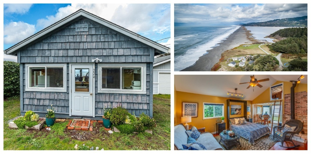beach house for sale in Trinidad CA