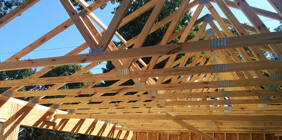 trusses roof framing