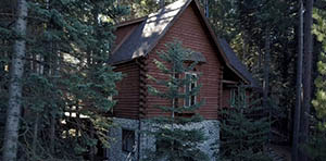 log cabins for sale in Twin Peaks, CA