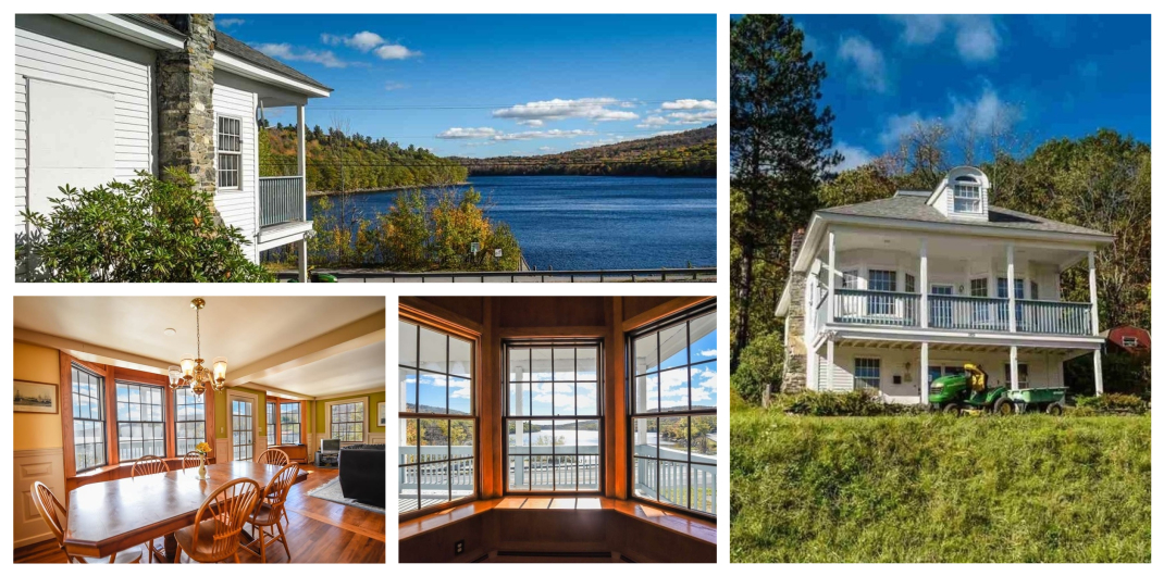 Lakehouse for sale in wilmington VT
