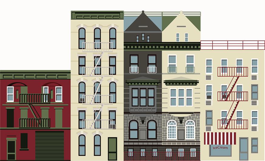 condo vs house vs townhouse