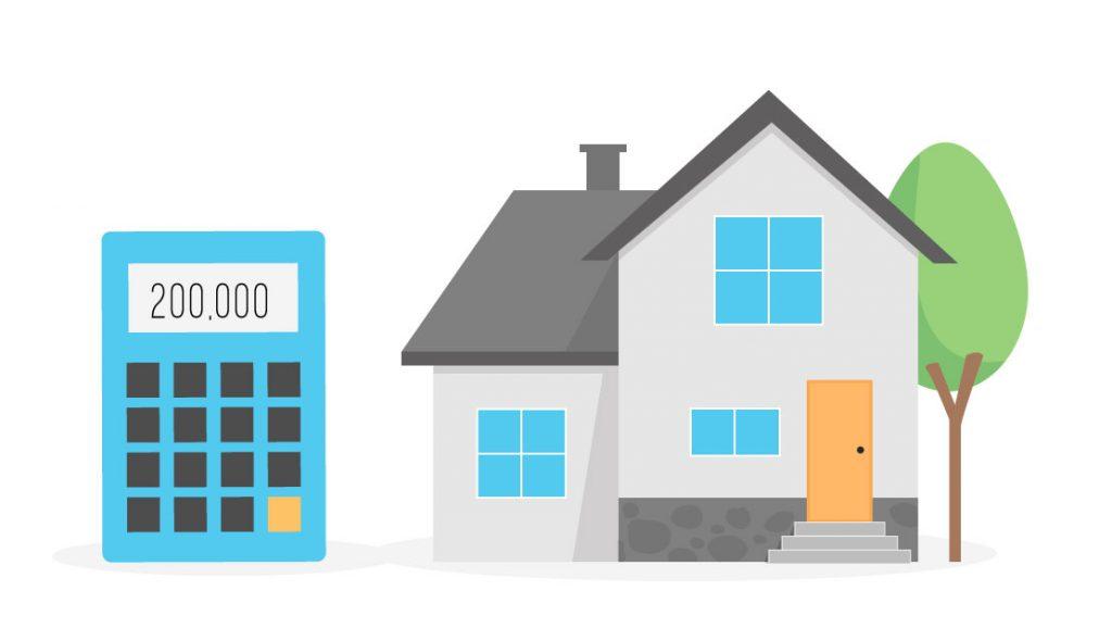 La tasación de una vivienda
