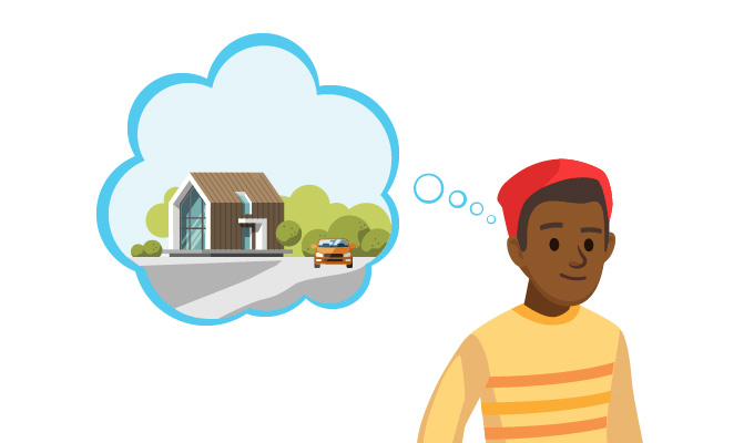 seleccionar la vivienda adecuada