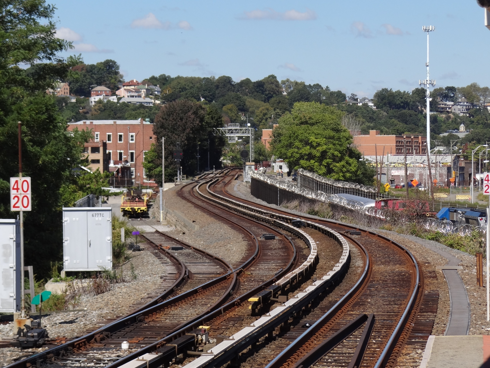 Staten Island Railway: Like The NYC Subway, But Different
