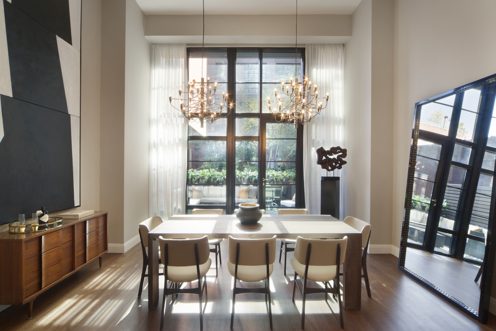 Dining Room Staging Ideas Part - 26: Dining Room AFTER: