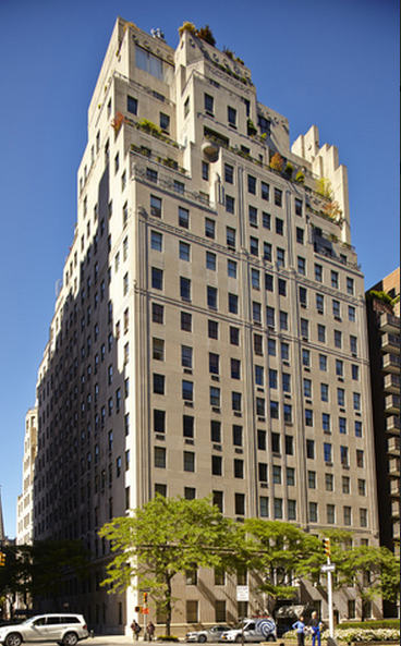 Exceptionnel Image Of Iconic Apartment Buildings Nyc