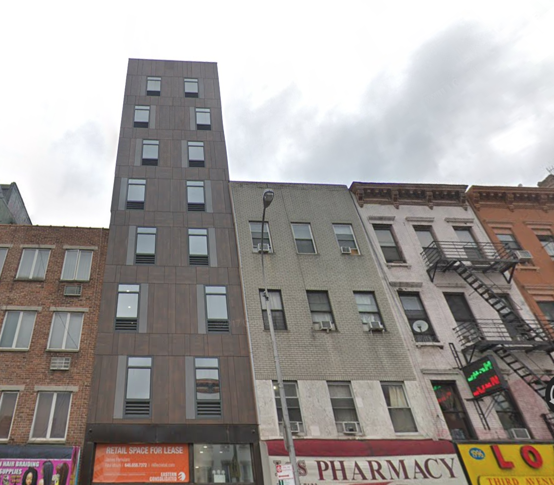 East Harlem Housing Lottery: 5 New Units Renting For $2253